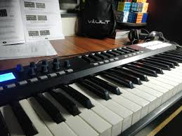 Vault APEX 49 USB MIDI Keyboard