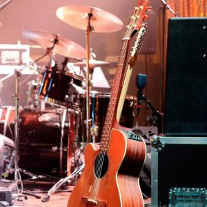 Church musical equipment for hire