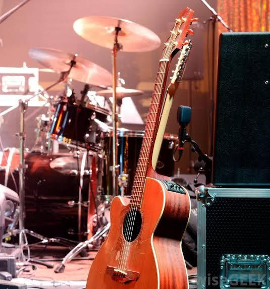 Church musical equipment for hire