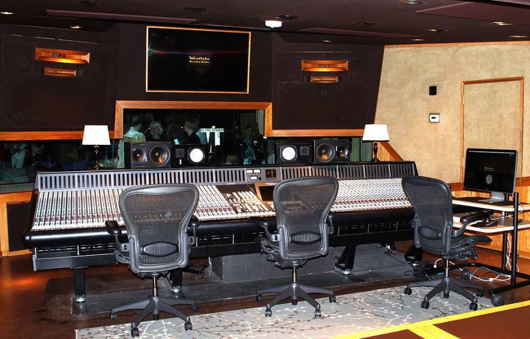 Professional Recording Studio for hire